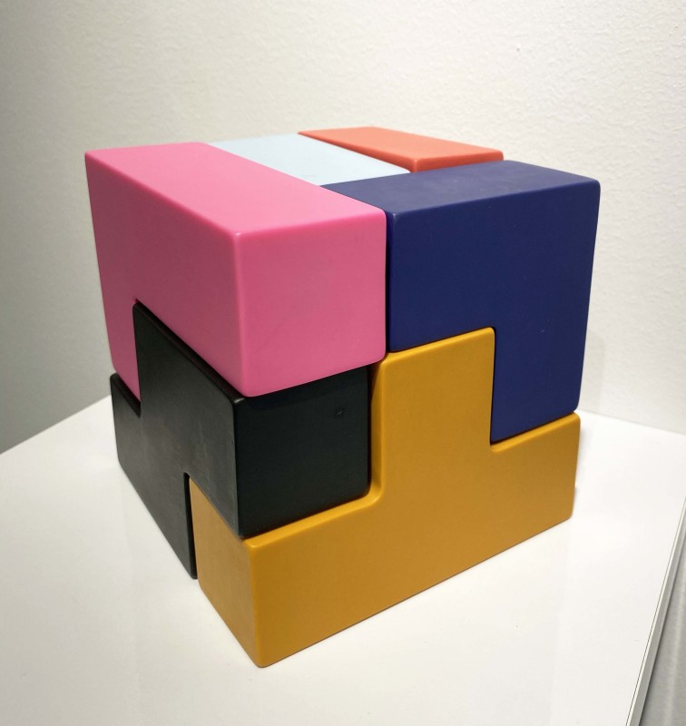 Stephen Ormandy, Puzzle #3, 2020
