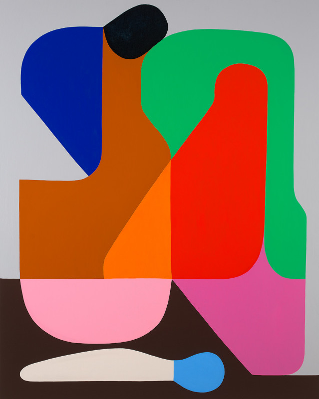 Stephen Ormandy, Not So Still Life, 2020