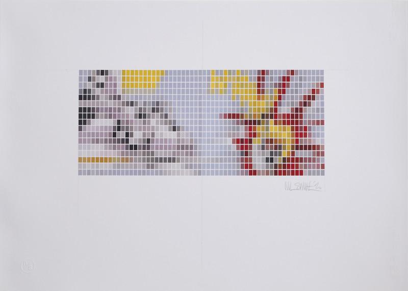 Nick Smith, Whaam - Microchip, 2020
