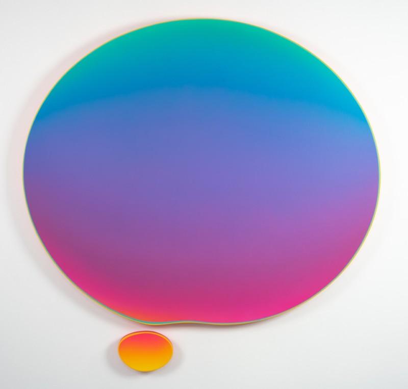 Jan Kalab, Violet Drop, 2021
