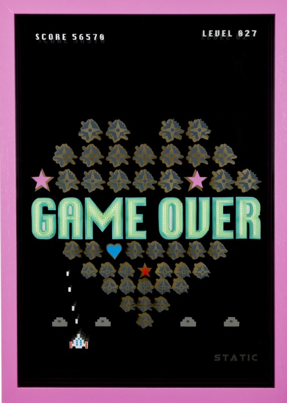 Static, Game Over 8