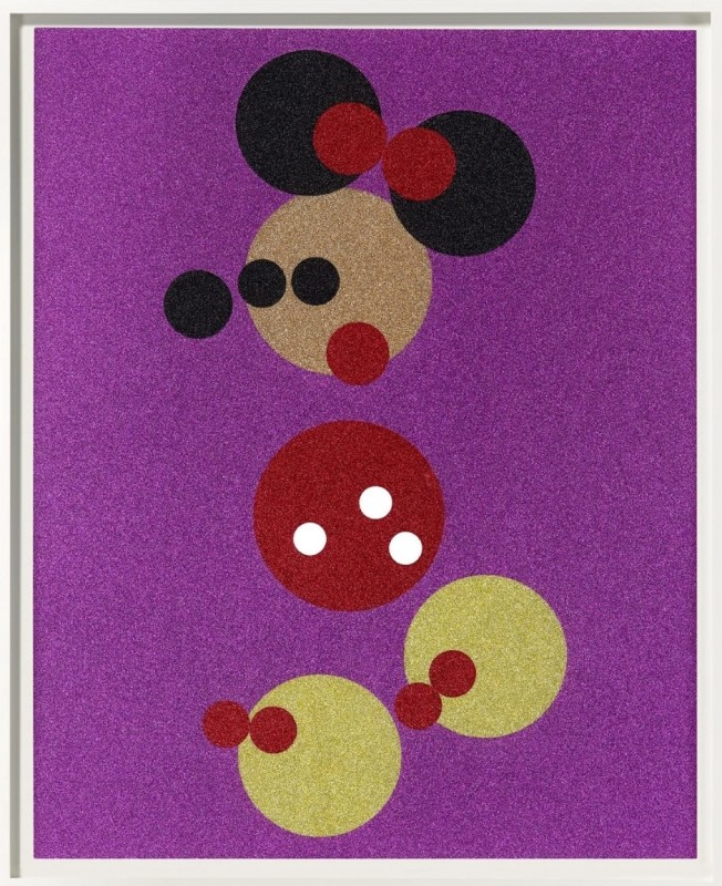Damien Hirst, Minnie (Small)