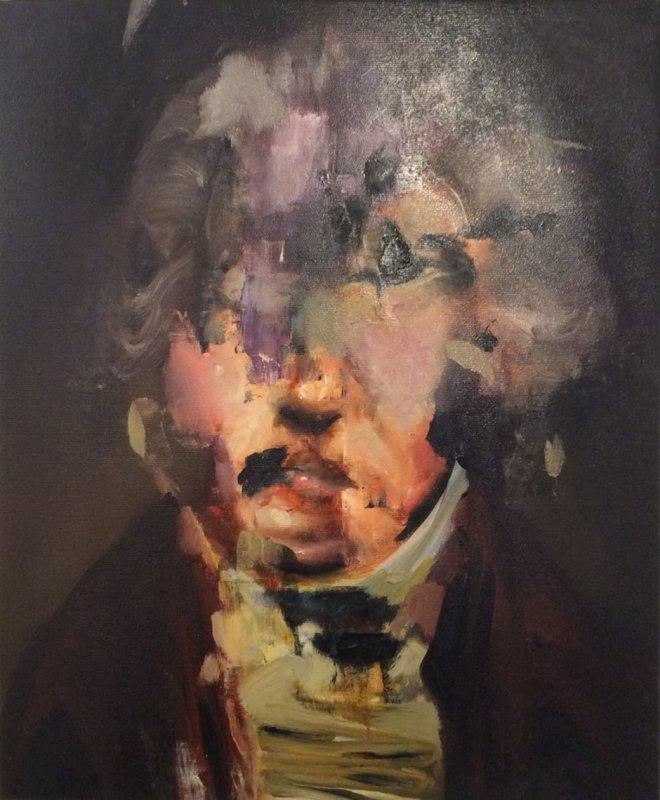 Florian Eymann, Portrait Nº 180 317 2