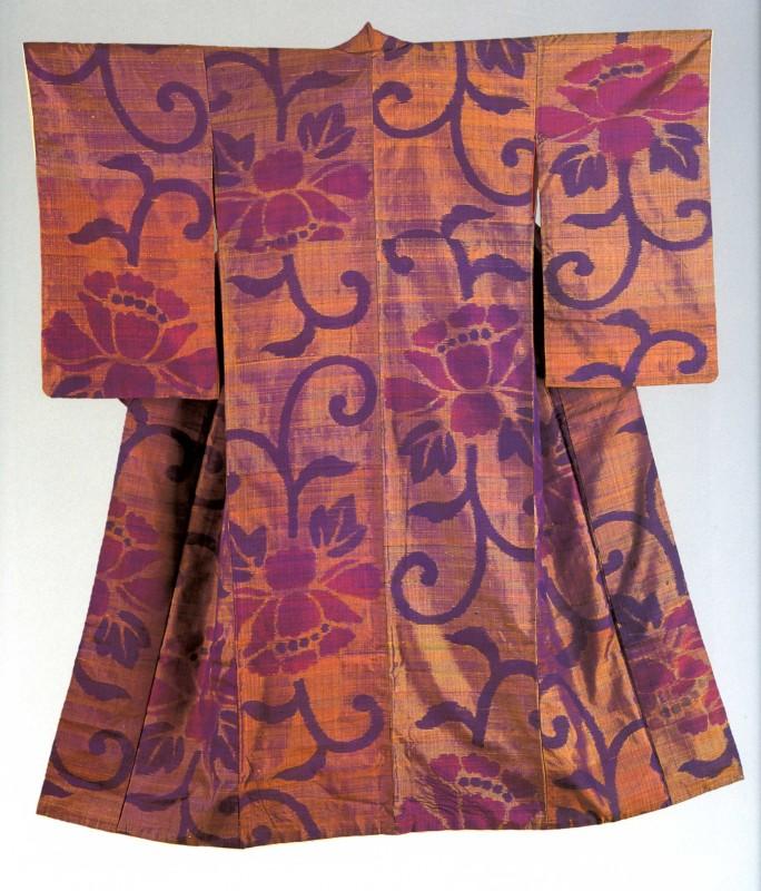 Kimonos from the Montgomery Collection of Japanese Folk Art, Woman's kimono , 1910's