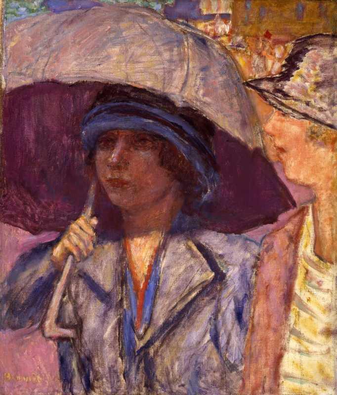 Pierre Bonnard, Femme a L'ombrelle
