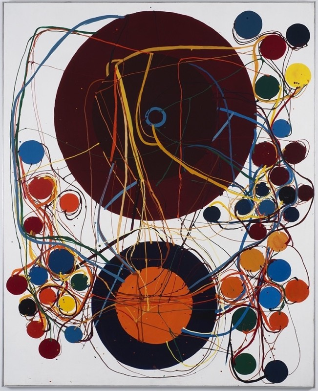 Atsuko TANAKA, Untitled, 1963