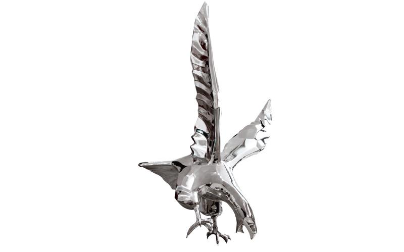 Richard Orlinski, Wild Eagle , 2016