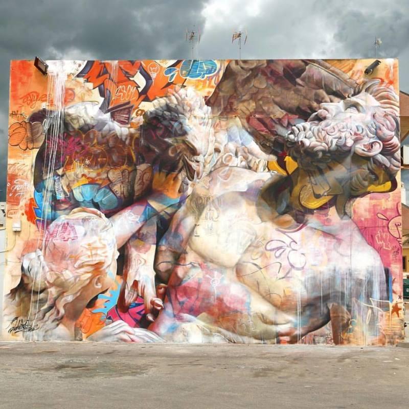 PichiAvo, Prometheus Punishment, 2016