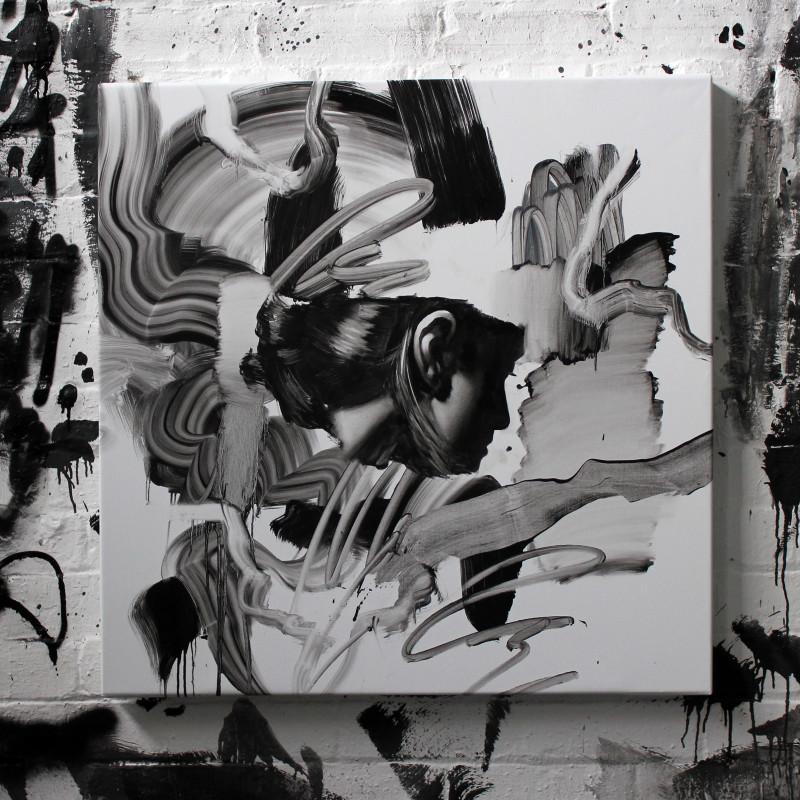 Tom French, Parallax Portrait 3, 2017