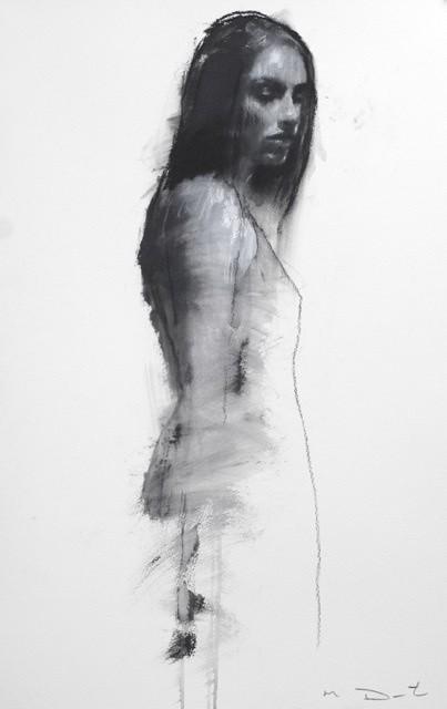 Amy Standing II, 2015