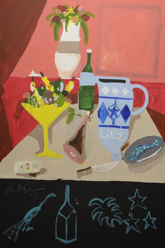 Peter Doyle, Still life for Lily