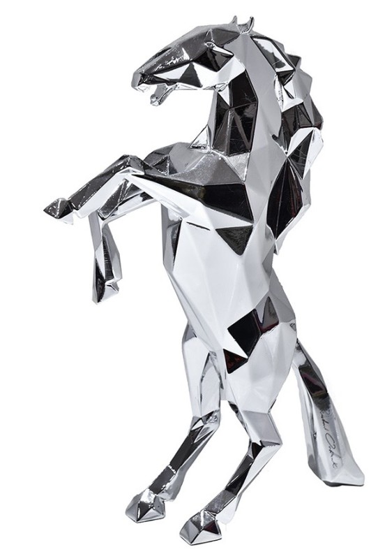 Richard Orlinski, Wild Horse , 2016