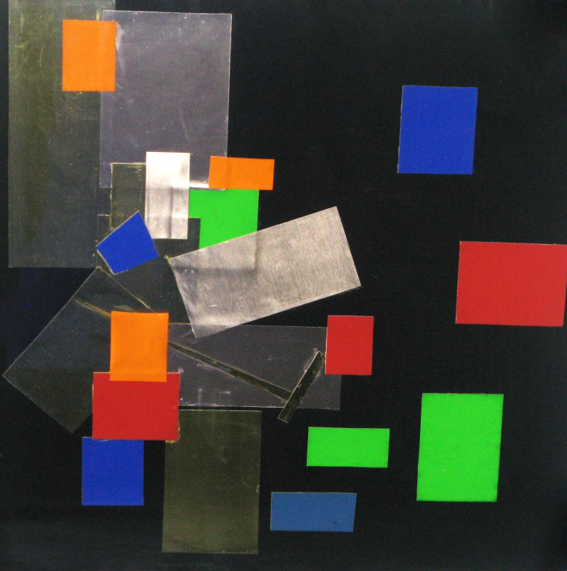 Paul Van Hoeydonck, PVH042 - Composition, 1957