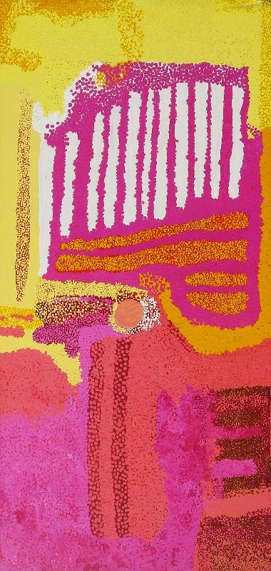 Christine Yukenbarri, Winpurlpurla 02, 2008