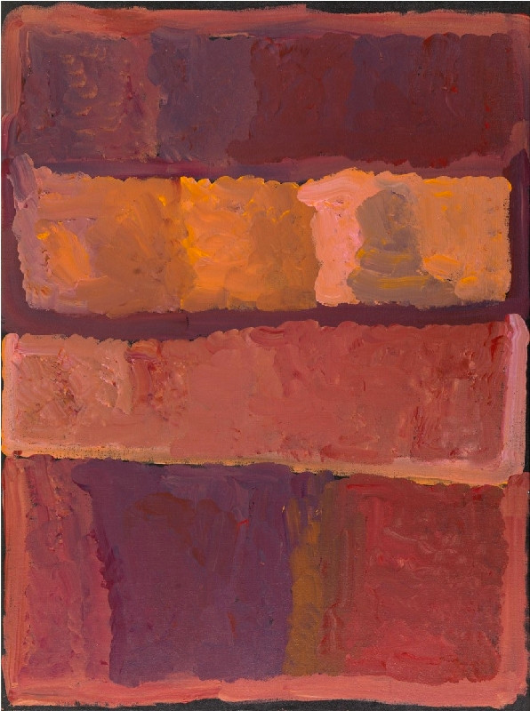 Kudditji Kngwarreye, My Country 48, 2009