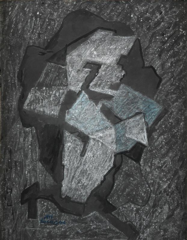 Joseph Lacasse, Cailloux (Dia no. 9216), 1911