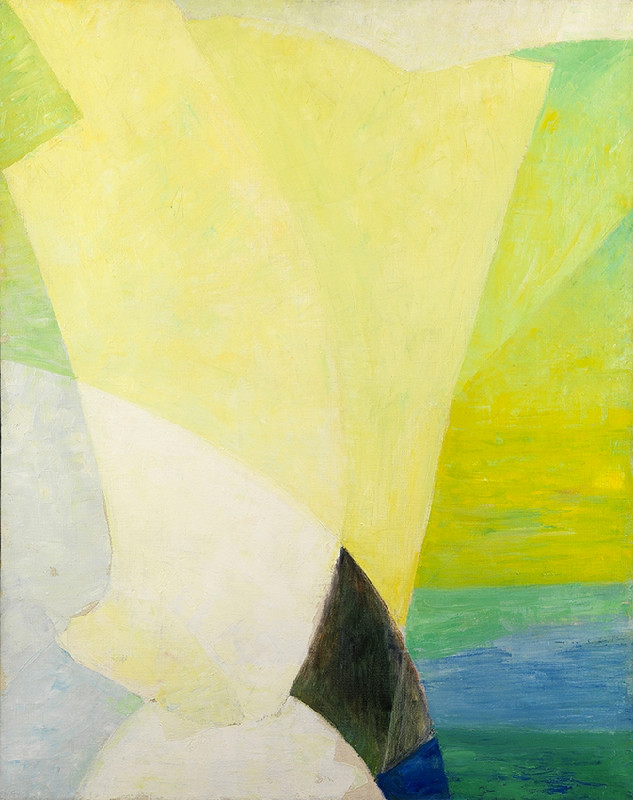 Joseph Lacasse, Méditation (Dia no. 554), 1968