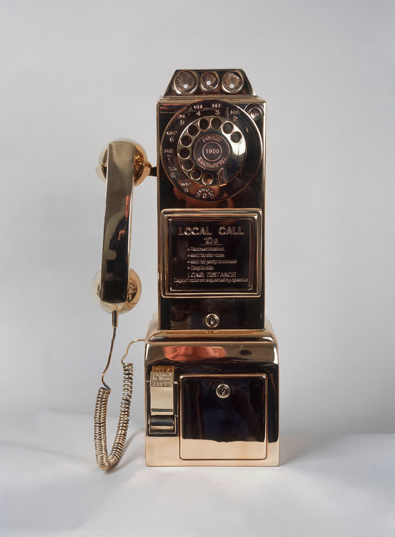 Clive Barker, American Payphone No. 2, 2008