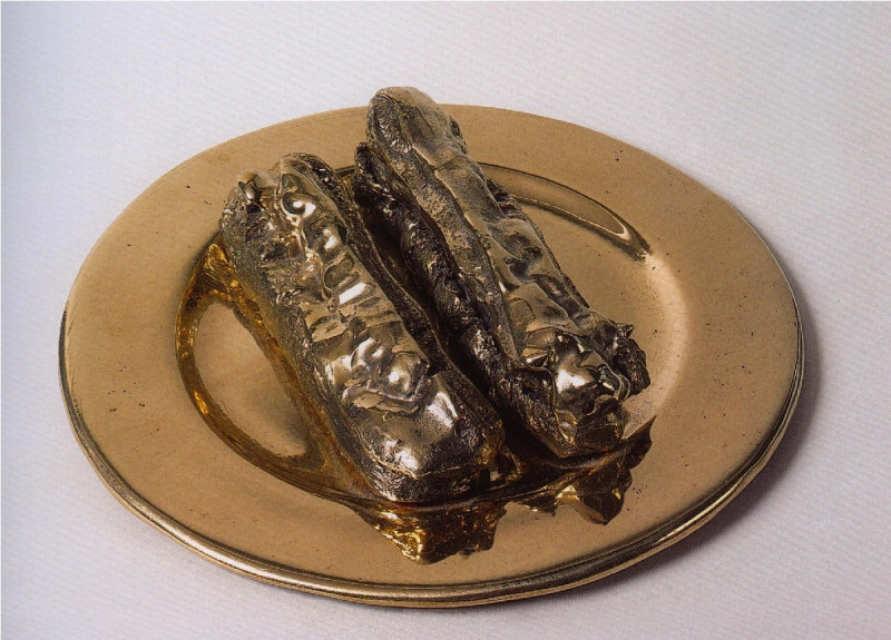 Clive Barker, Two Chocolate Eclairs, 2006