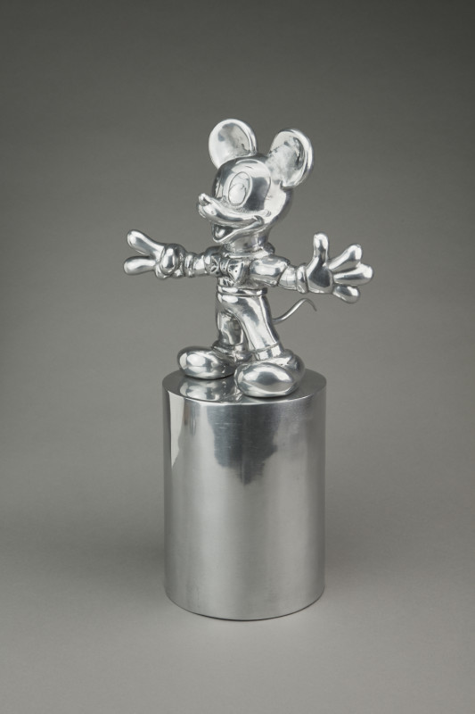 Clive Barker, Mickey Mouse, 2000