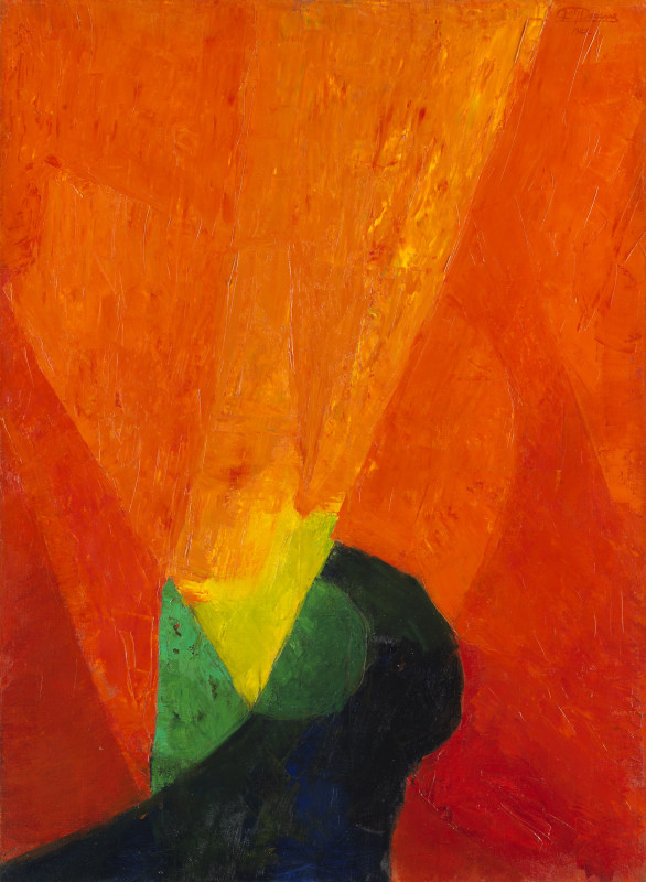 Joseph Lacasse, Rayonnement (Dia no. 158), 1947