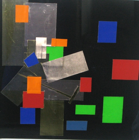 Paul Van Hoeydonck, PVH042 - Composition, 1957