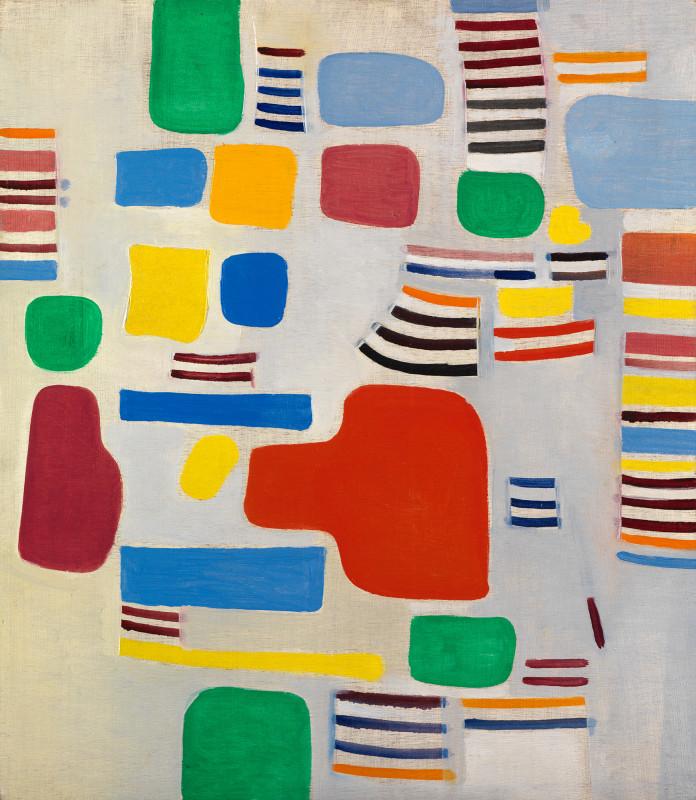 Caziel, WC778 - Composition, 1967