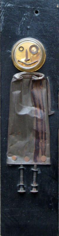 Paul Van Hoeydonck, PVH071 - Bonhomme, 1961