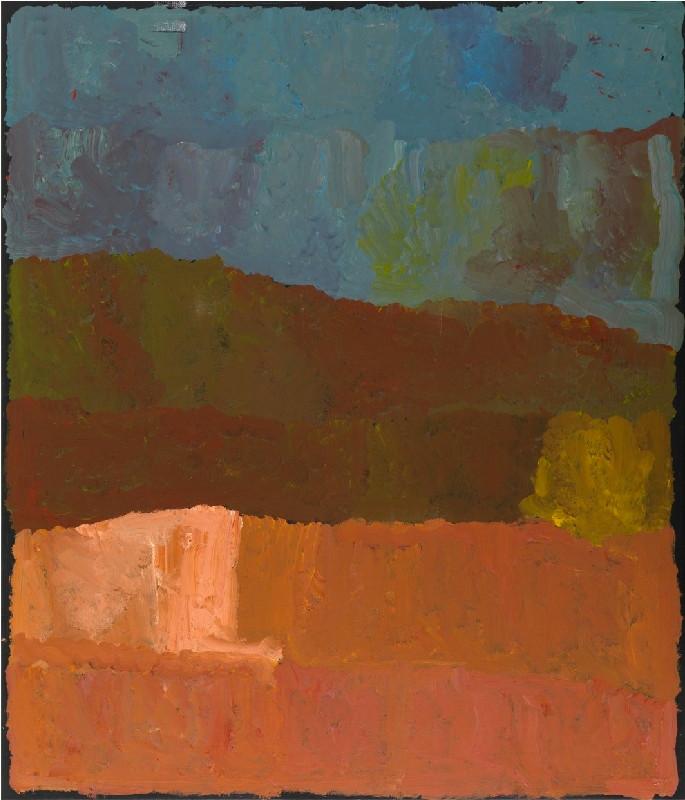 Kudditji Kngwarreye, My Country 56, 2007