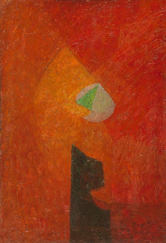 Joseph Lacasse, Lumière (Dia no. 1265), c. 1940