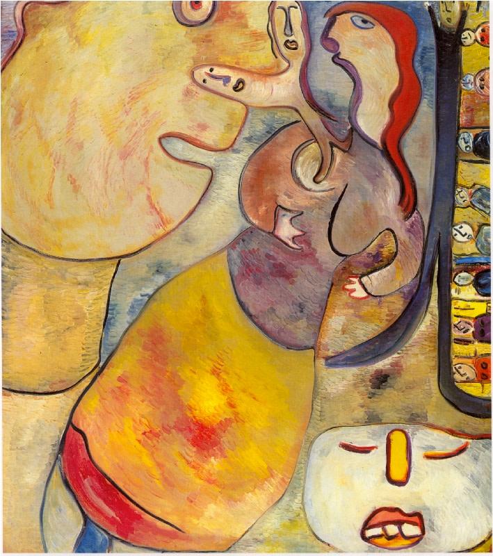 Albert Louden, I See No Evil, c. 1996
