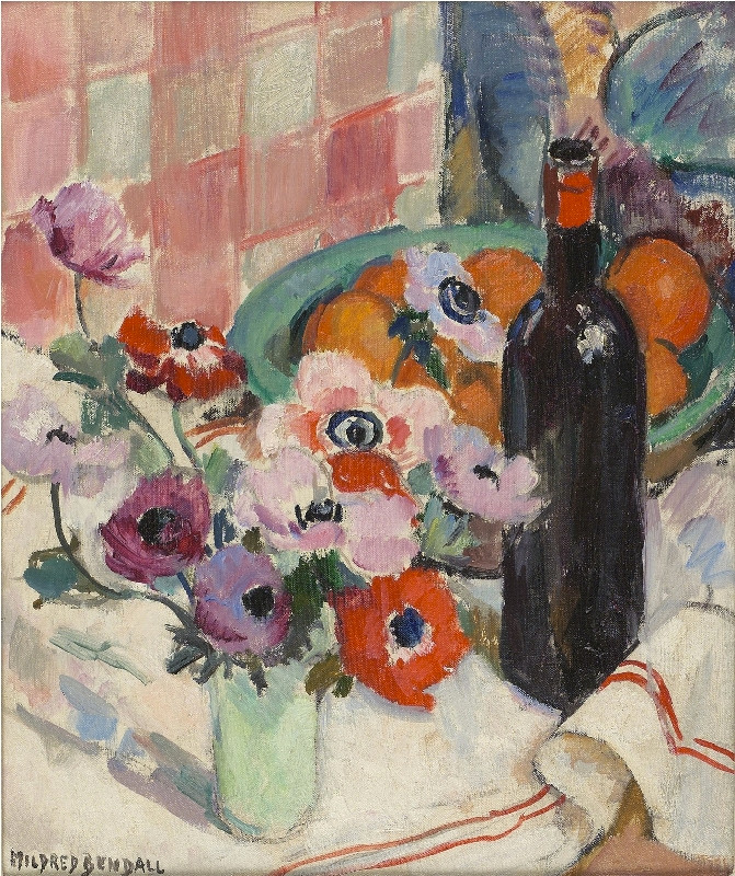 Mildred Bendall, Le Bon Vin, c. 1928