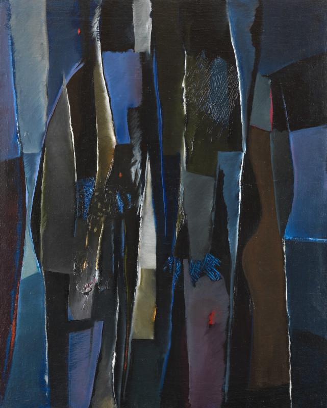 Caziel, WC474 - Composition 1965.VII, 1965