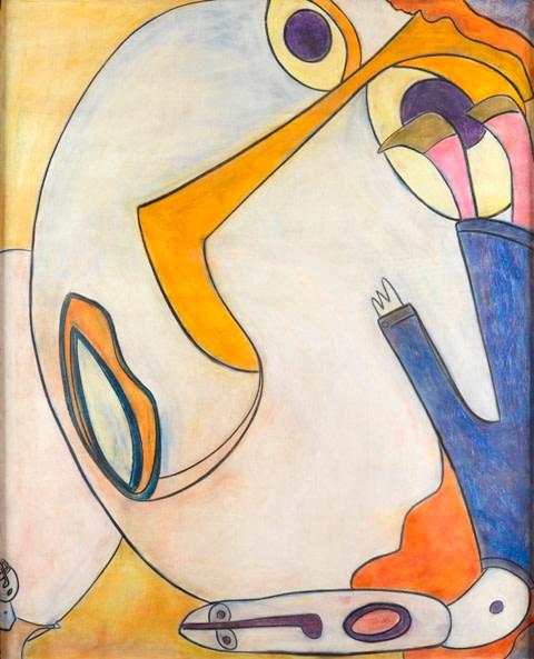 Albert Louden, AL1160 - Dreamworld, c. 2000