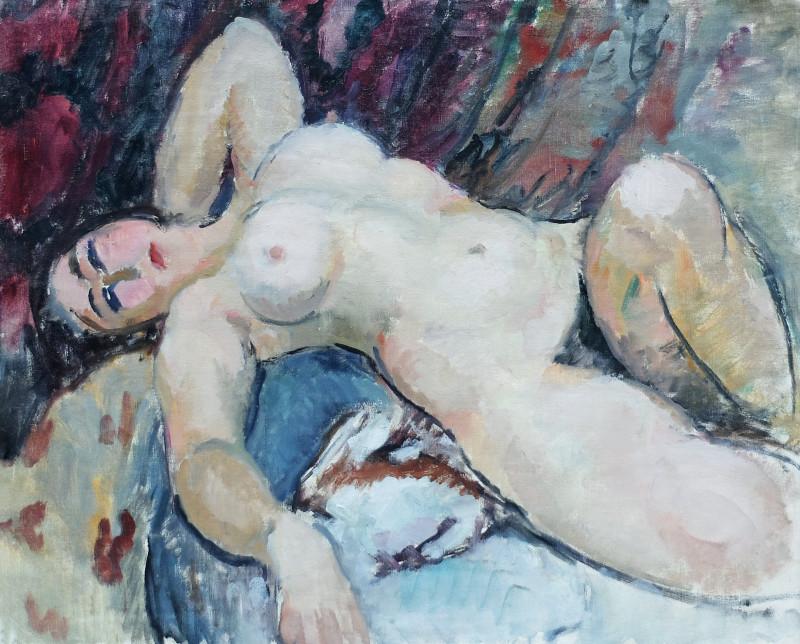 Mildred Bendall, La femme dénudée, c. 1935