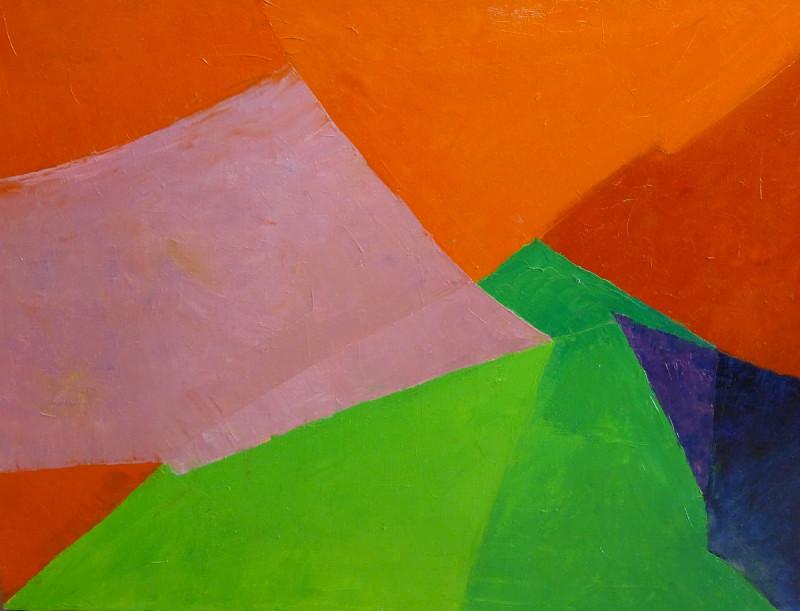 Joseph Lacasse, Création (Dia no. 633), 1960-70