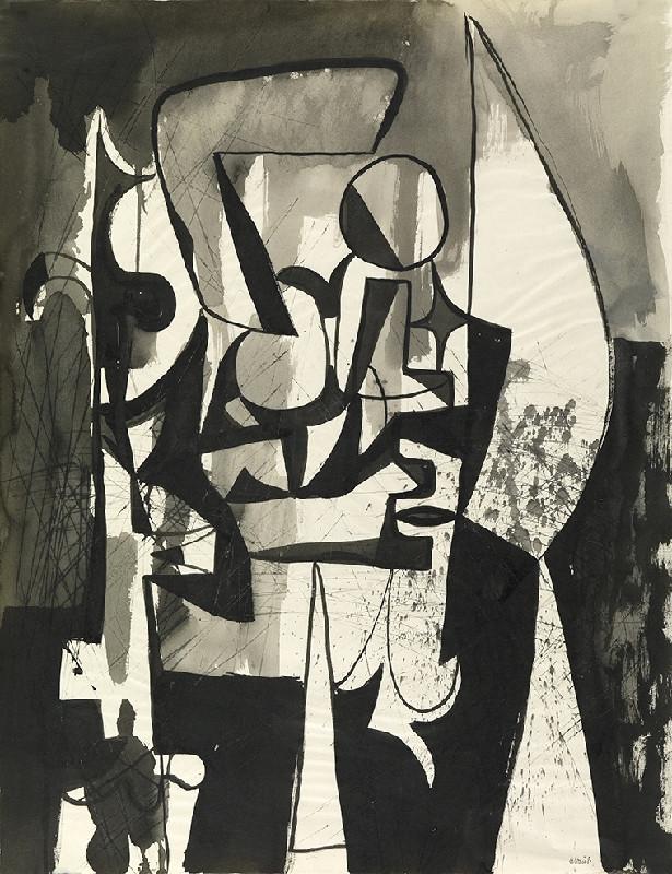 Caziel, WC074 - Matador, c. 1951