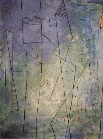 Caziel, WC518 - Composition 06.1965, 1965