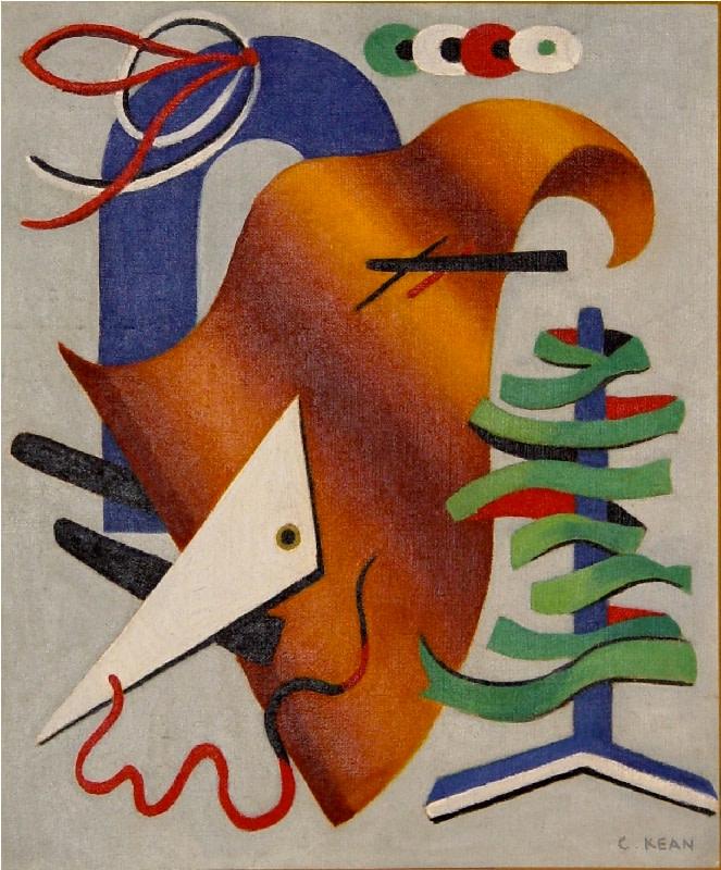 Cissie Kean, The Improvisation, c. 1925