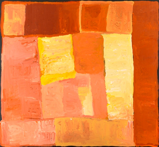 Kudditji Kngwarreye, My Country 29, 2009