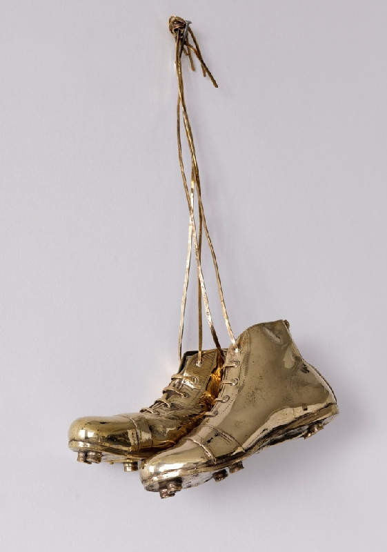 Clive Barker, Football Boots, 2016