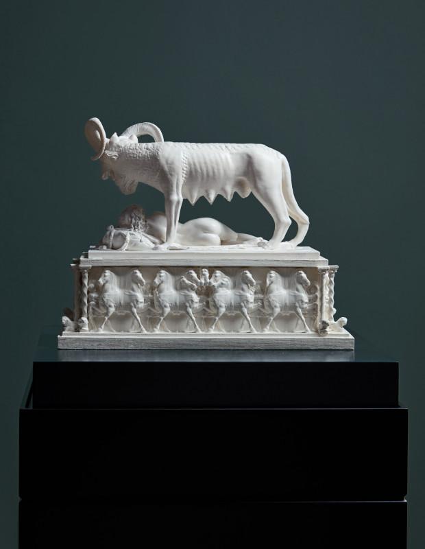 Wolfe von Lenkiewicz, Capitoline Wolf, 2020