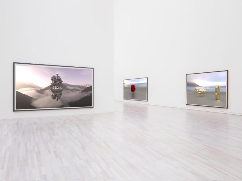 Wolfe von Lenkiewicz, Installation, 2021