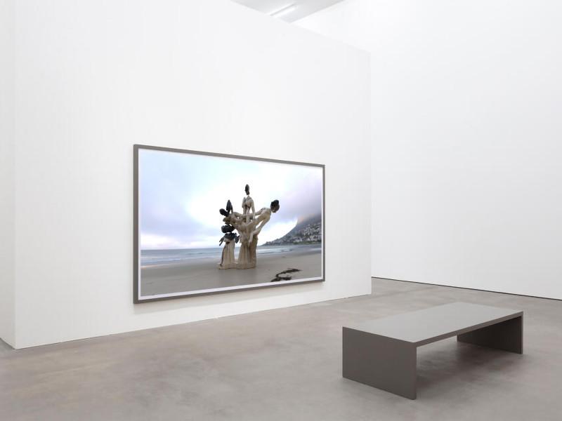 Wolfe von Lenkiewicz, Random Forest Installation, 2021