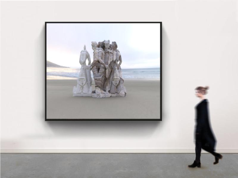 Wolfe von Lenkiewicz, Colloquy Installation, 2021