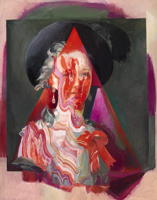 Wolfe von Lenkiewicz, God is a Verb, 2017