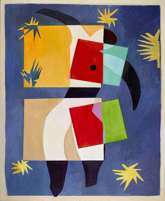 Wolfe von Lenkiewicz, Matisse, 2017