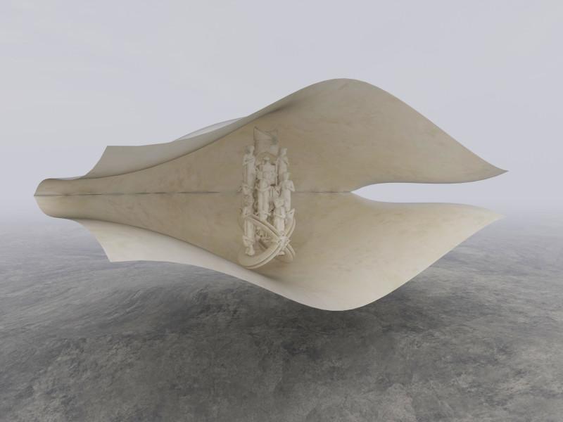 Wolfe von Lenkiewicz, Mutable Apollo, 2021