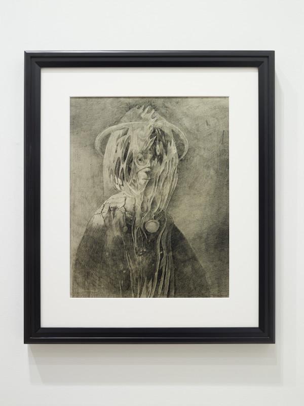 Wolfe von Lenkiewicz, Rembrandt Self-Portrait, 2018