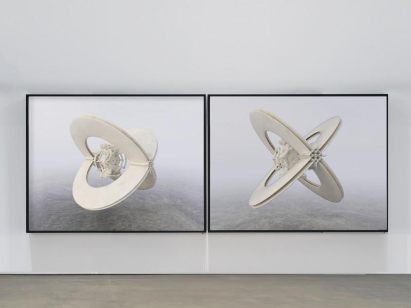 Wolfe von Lenkiewicz, Alpha Installation, 2021